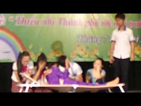 Hội thi kể chuyện theo sách hè 2013 Phường Phú Mỹ p2