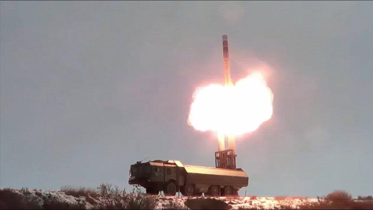 Первый пуск крылатой ракеты «Оникс» на Чукотке