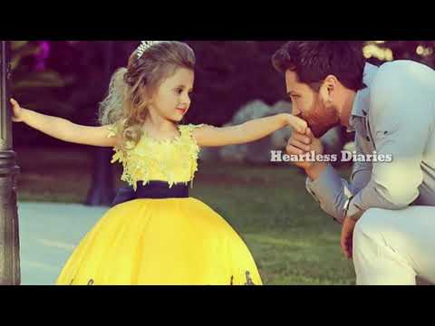 ||Baba Mai Teri Malika Tukda Hu Tere Dil Ka Song||Father Nd Daughter Status For Special Father's Day