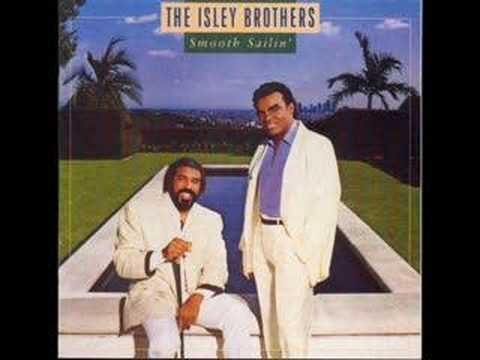 Isley Brothers - Send A Message (1987)