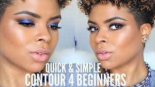 Beauty | Quick & Simple Contour for Beginners