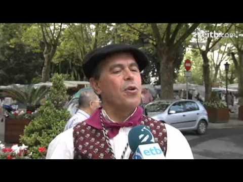 Bilbao se viste de morado para celebrar la Virgen de Begoña