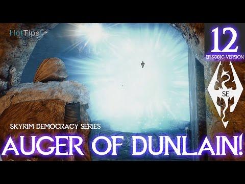 Skyrim SE - Hana's Story - Chapter 12 - The Augur Of Dunlain
