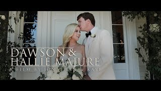 Wedding Film – Mississippi - Dawson & Hallie Majure – Atlanta Wedding Videographer