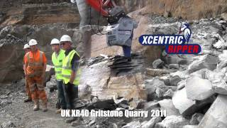Xcentric Ripper - UK XR40 Gritstone Quarry