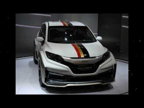 the best honda hr v modification 2017 youtube. Black Bedroom Furniture Sets. Home Design Ideas