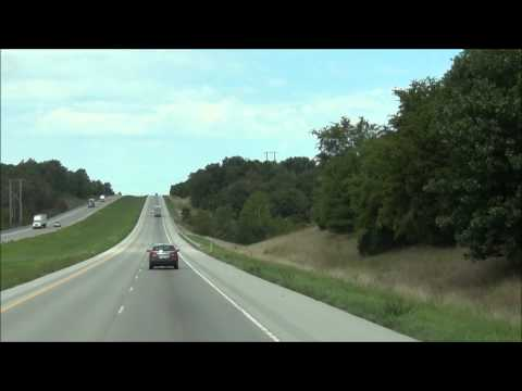 Illinois - Interstate 24 West - Mile Marker 10-0 (8/21/12)