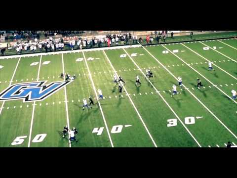 Reggie Williams GVSU Highlights CB #2