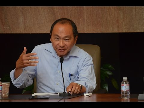 Francis Fukuyama, What is Development?