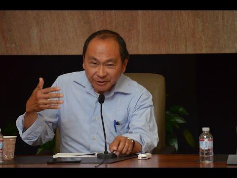 Francis Fukuyama, What is Development?