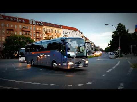 Bus Escorte Wachbataillon & Stabsmusikkorps der Bundeswehr