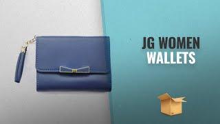 Our Favorite Jg Women Wallets [2018]: JG Shoppe Blue Artificial Leather Women Wallet(WL26)