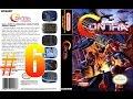 Прохождение Contra Force NES aka Contra 6 NES Gameplay Longplay (by Allariel)