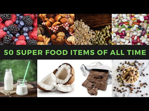 50-super-food-items-of-all-time-(healthy-meal-prep)-[2020]
