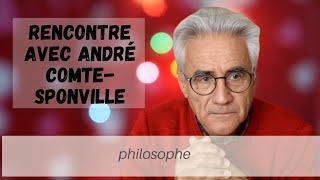 André Comte-Sponville: «Va au bout de tes rêves»