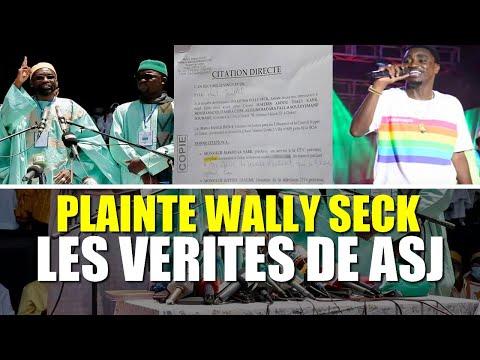 Plainte Wally Seck : Leeral Ak Preuves And Samm Jikko Yii