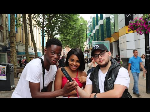 Accent challenge - Croydon ft. AllAboutBants HJ Comedy and Smurfing Turk