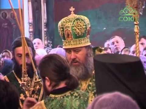 Праздник Входа Господня в Иерусалим в Барыше