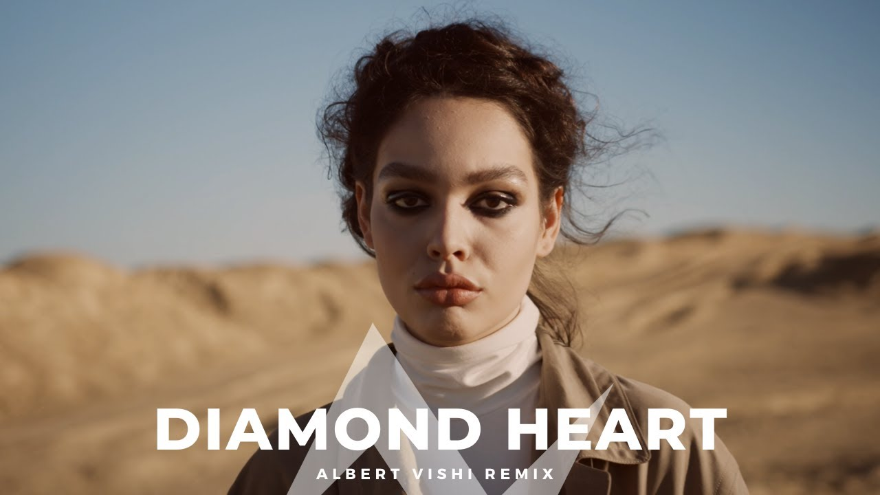 Download Alan Walker - Diamond Heart (Albert Vishi Remix) ft. Sophia Somajo
