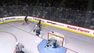 NHL 06 SKILLS