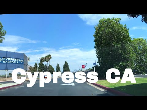 🔴  Cypress Realtor Driving Tour 4K