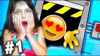 5 НОЧЕЙ С ЭМОДЖИ 1 ОНИ ВЕРНУЛИСЬ за МНОЙ Челлендж 5 НОЧЕЙ С ПОНИ приключения видео для детей Kids