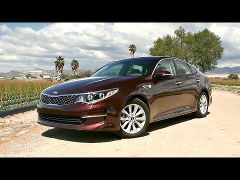2016 Kia Optima - Review and Road Test