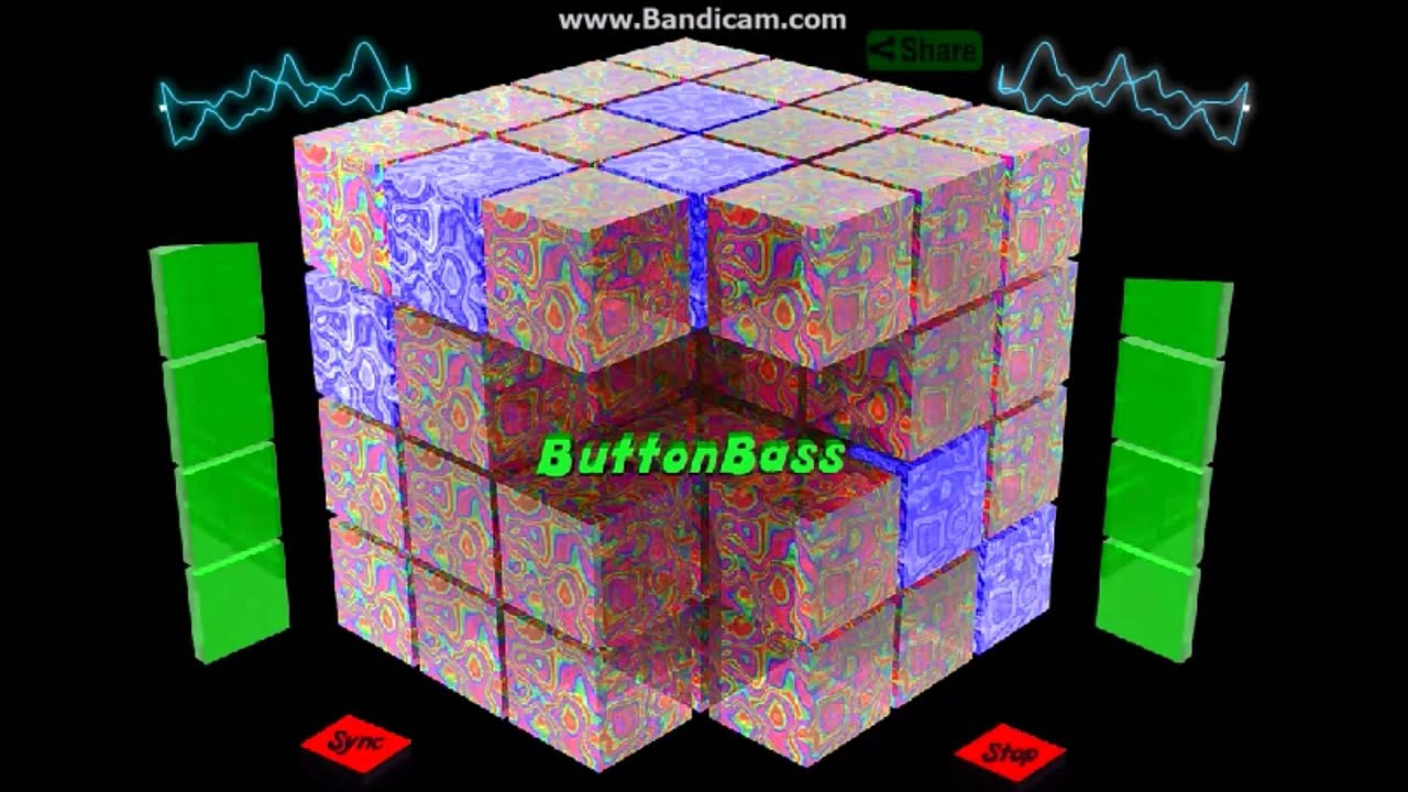 Buttonbass Cube Dubstep
