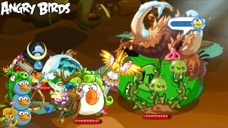 Angry Birds Epic - SUNKEN PYRAMID (Daily Dungeon) - Arena
