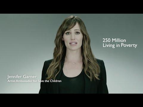 Join Jennifer Garner to Help US Kids #FindtheWords