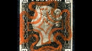 Stamp Collecting: The Maltese Cross Cancellation