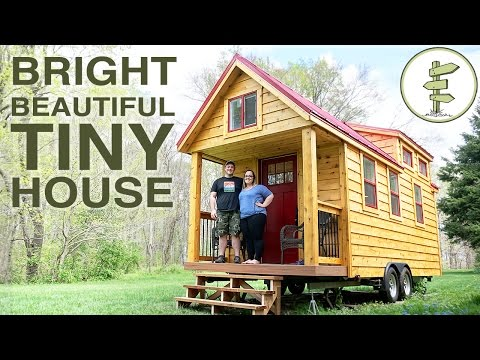 Teenager Started Building a Mortgage-Free Tiny House at Just 18!