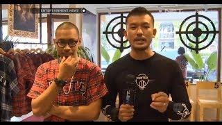 Rio Dewanto menggeluti bisnis Clothing Line