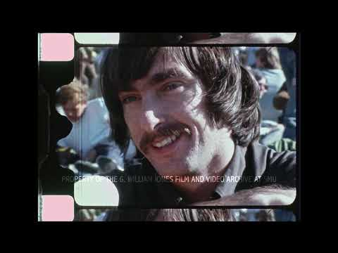 Watch The Velvet Underground Perform in Rare Color Footage: Scenes from a Vietnam War Protest Concert (1969)