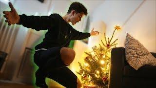 Mein EIGENER Weihnachtsbaum!🎄   Oskar