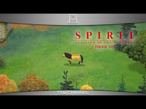 Spirit : Stallion Of The Cimarron : Forever Free (part 2) (Horse Game)
