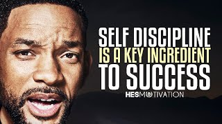 SELF-DISCIPLINE IS A KEY INGREDIENT TO SUCCESS - NEW Motivational Video 2021