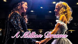 A Million Dreams from The Greatest Showman | Lydia Oakeson of Rise Up Children's Choir