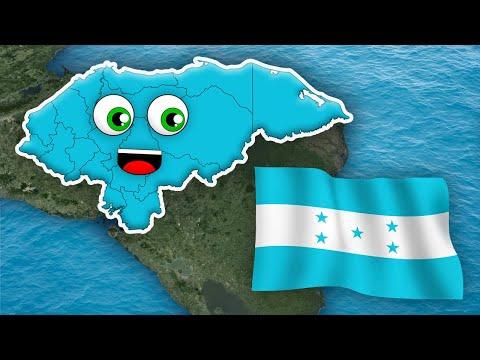 Honduras Geography