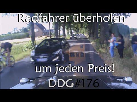 Vom plötzlichen Stehenbleiben, Kuschelkurs und fahren nach Zufall | DDG Dashcam Germany | #176