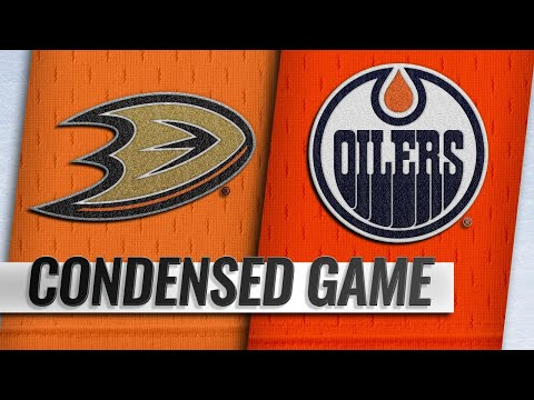 02/23/19 Condensed Game: Ducks @ Oilers
