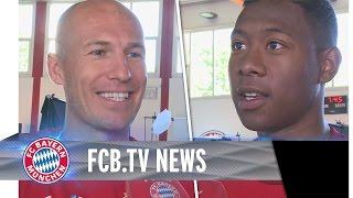 Douglas Costa unterschreibt, Bayern legen los
