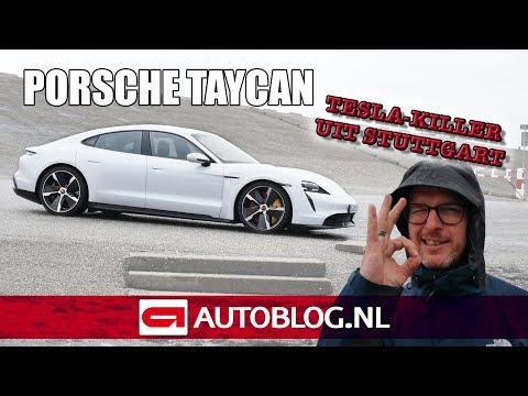 Porsche Taycan,  is het echt een Tesla-Killer?