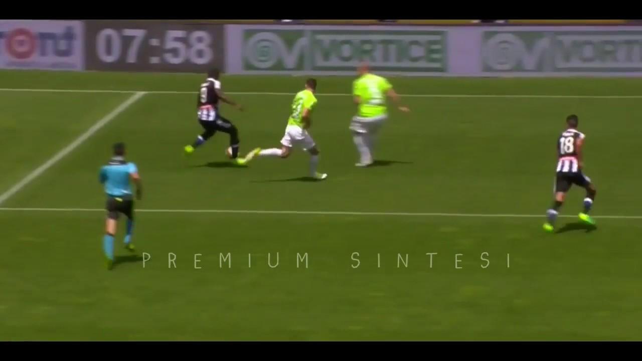 Download Udinese - Atalanta  1 - 1 sintesi Hd all goal  7/5/17