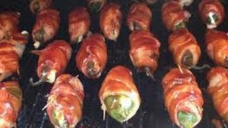Bacon & Cream Cheese Jalapeno Poppers  abt   Perfect Super Bowl Appetizer