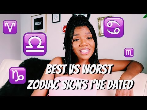 My Experience Dating Every ZODIAC SIGN