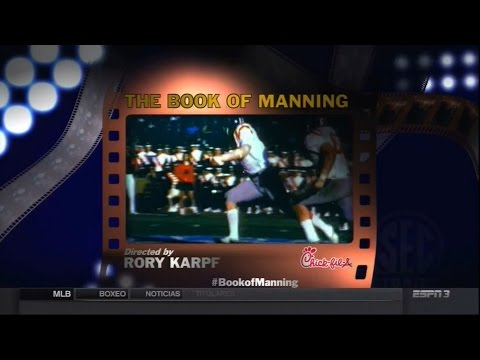 SEC Storied - The Book of Manning (Subtitulado En Español)