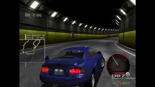 Tokyo Xtreme Racer Zero - Gameplay PS2 HD 720P (PCSX2)