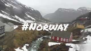 NORWAY'S MOST EPIC TRAIN TRIP 🚂 - OSLO TO BERGEN