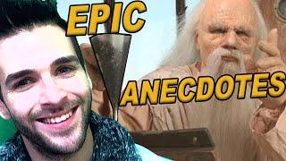 EPIC ANECDOTES Vidéo drôle ♦ Quand je me fais troll lors des concours Skyyart !